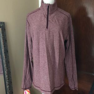 Lululemon Men's Surge Half Zip S